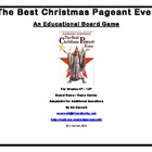 The Best Christmas Pageant Ever Board Game