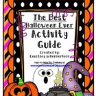The Best Halloween Ever Activity Guide
