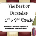 The Best of December- 1st and 2nd Grade