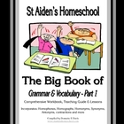 The Big Book of Vocabulary Part 1