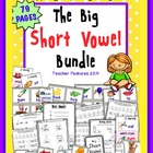 The Big Short Vowel Bundle (All you need to teach Short A-