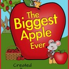 The Biggest Apple Ever ~ A Book Unit For September & Back