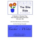 The Bike Ride: A Reader&#039;s Theater Play that Teaches Word F
