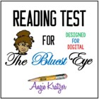 The Bluest Eye Reading Test