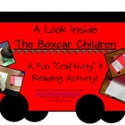 The Boxcar Children:  A Look Inside &quot;Craftivity&quot;!