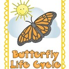 The Butterfly Life Cycle and The Very Hungry Caterpillar