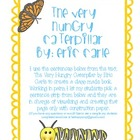 The Butterfly Life Cycle and The Very Hungry Caterpillar b