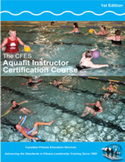 The CFES  Aquafit Instructor Course Manual, Program Bookle