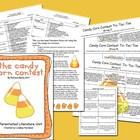 The Candy Corn Contest - Differentiated Literature Unit