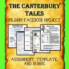 The Canterbury Tales Facebook Project: Assignment, Rubric