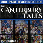 The Canterbury Tales Literature Guide - CCS Aligned Teacher Guide