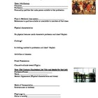 The Canterbury Tales Prologue Worksheet