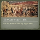 The Canterbury Tales, The General Prologue (Activities, Ap