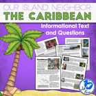 """The Caribbean: Our Island Neighbors"""