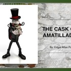 The Cask of Amatillado-Edgar Allan Poe Powerpoint