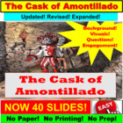 The Cask of Amontillado Short Story Power Point