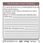 The Chocolate Touch Literature Unit