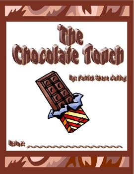 The Chocolate Touch- Reader's Response Packet