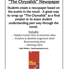 &quot;The Chrysalids&quot; Newspaper Project 