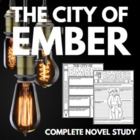 The City of Ember - Complete Novel Study with Questions an