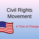 The Civil Rights Movement PowerPoint Presentation