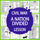The Civil War - A Nation Divided