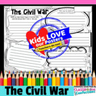 The Civil War Poster Activity