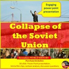 The Collapse of the Soviet Union Lecture PP (Cold War)
