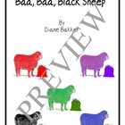 The Colors Of Baa, Baa, Black Sheep