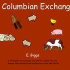 The Columbian Exchange - Smartboard Lesson
