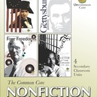 The Common Core Nonfiction Collection: 4 Secondary Classro