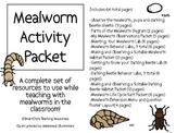 The Complete Mealworm Activity Packet, 64 total pages!