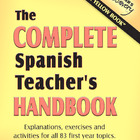 The Complete Spanish Teacher's Handbook eBook