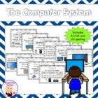The Computer System and Peripherals poster set