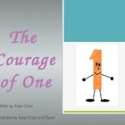 """The Courage of One"" Original Book"