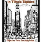The Cricket in Times Square  Objective Tests Teaching Pack