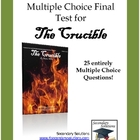 The Crucible Multiple Choice Test