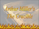 The Crucible Novel Unit ~ Common Core Aligned and New Writ