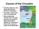 The Crusades (Middle Ages Power Point)