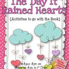 The Day It Rained Hearts {Craftivity &amp; Printables}