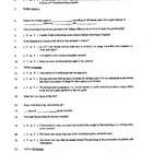 The Devil and Tom Walker Complete Guided Reading Worksheet