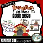 The Dog House Sight Word Game