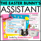 The Easter Bunny&#039;s Assistant! {Companion Pack}