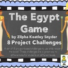 """The Egypt Game"" Challenges"
