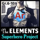 The Elements SUPERHERO Project