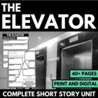 The Elevator- Questions and Activities to teach Character