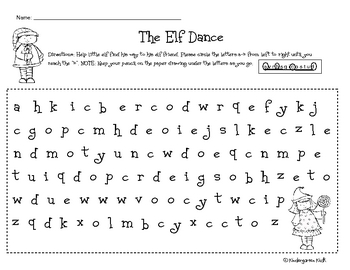 The Elf Dance