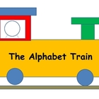 The Empty Alphabet Train!