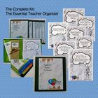 The Essential Teacher Organizer Complete Kit
