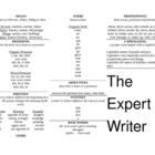 The Expert Writer's Mat